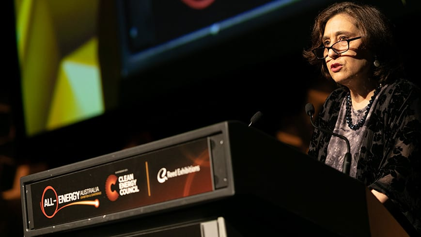 Reforms Lily D'Ambrosio All Energy 2019 - optimsied