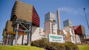 Snowy Hydro's Valley gas-fired power station in Tasmania.