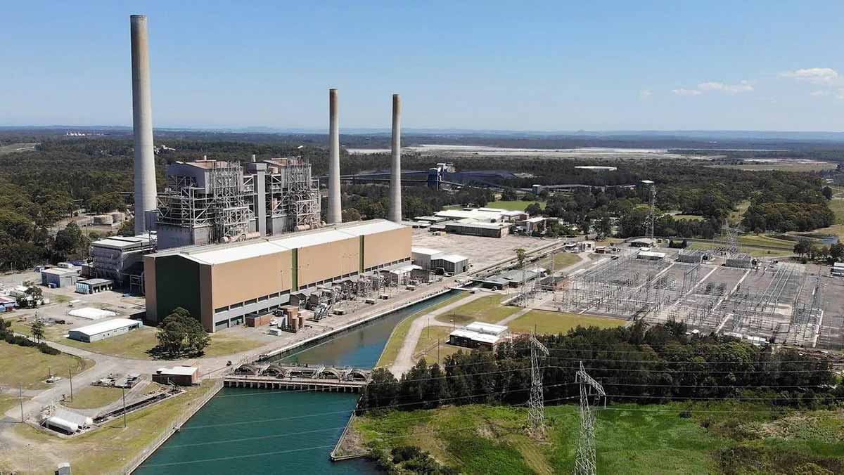 Delta Electricity Vales Point coal fired power station - supplied 1 - optimised
