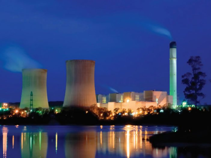 Tarong Power Station (Credit: Stanwell Corporation).